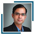 Vishal Padiyar, Senior Consultant bei Riscomp